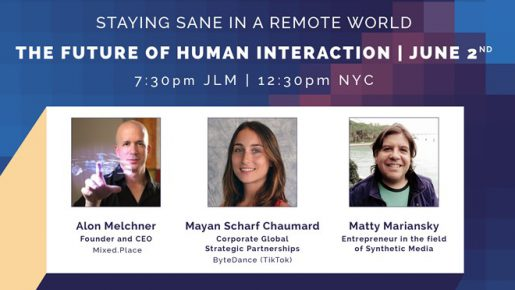 Cover of Tech Meets Design The Future of Human Interaction webinar
